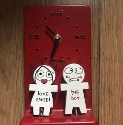 Ρολόι γραφείου σχεδιαστή