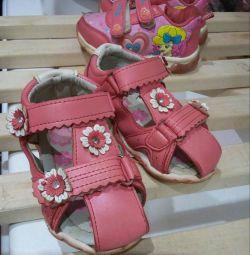 Sandale și adidași 23p 14cm