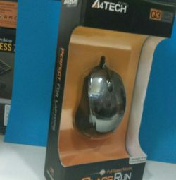A4tech mouse-ul laptop nou