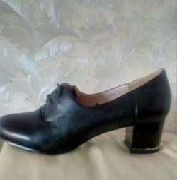 туфлі осінні