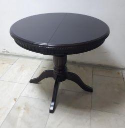 Masă de masă runda Est-1