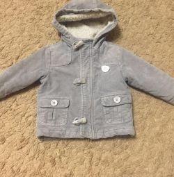 Jackets for boys Autumn