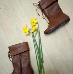 Boots for the girl