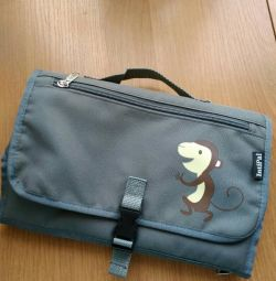 Bag for changing