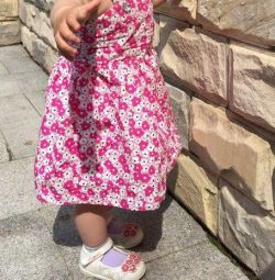 Sundress / dress for girl