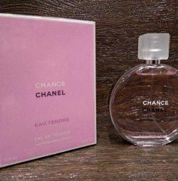 Apa de toaletă Chanel - Chance Eau Tendre