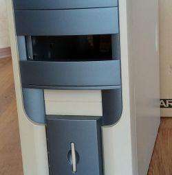 Θήκη υπολογιστών ATX mini πύργος με τροφοδοτικό
