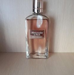 Perfumery ABERCROMBIE & FITCH First water