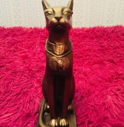 Cat Figurina Bastet