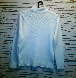 Γυναικεία μάλλινα πουλόβερ