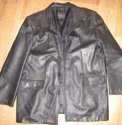 jacket calfskin