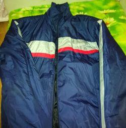 Suit jacket and pants. Size 50-52