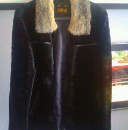 Men's fur coat company Alef