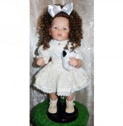 Кукла Катенька.