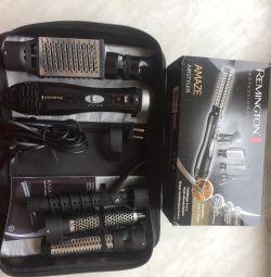 Remington profesyonel saç kurutma makinesi fırçası