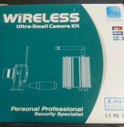 Бездротова відеокамера wireless elv-805f