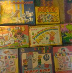 развив игры для детей