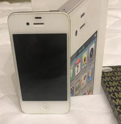 IPhone 4s, mükemmel durumda orijinal