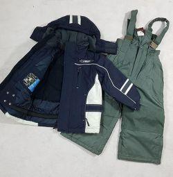 Зимовий комплект GUSTI 4Т до -20 -25 градусів новий