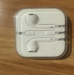 Apple Earphones (Original !!) για το iPhone 7