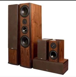 Home theater ave wf 806 5.0