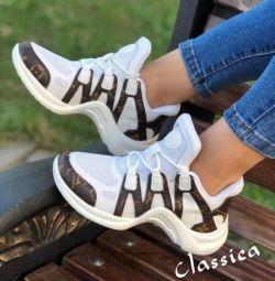 ΝΕΟ πάνινα παπούτσια, 40