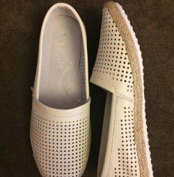 Mocasini. Pantofi de balet36.40