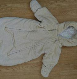 Φόρεμα ελατηρίου - κρύα πτώση
