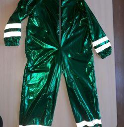 Новорічний костюм (інопланетянин)