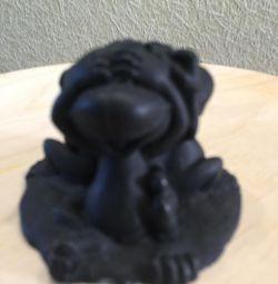 Фигурка из шунгита