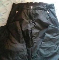Kadın bolonevye pantolonu