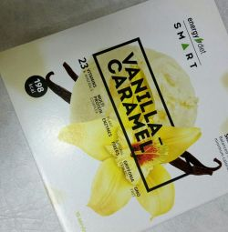 коктейли Energy Diet Smart ваниль