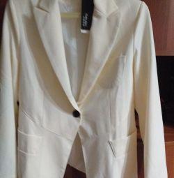 New jacket 50-52