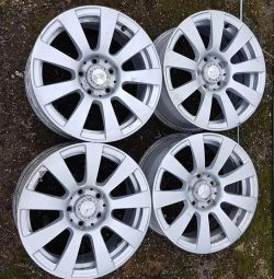 Wheels Mercedes R16