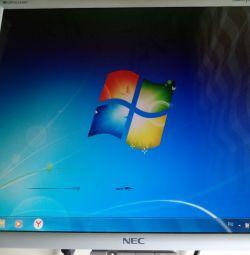 NEC MultiSync 90GX2 monitor for spare parts