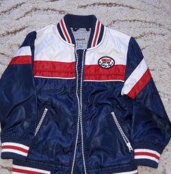 Çocuğa hafif bir ceket