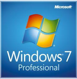 Лицензионный Windows 7 Pro