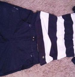 Tricou și pantaloni scurți