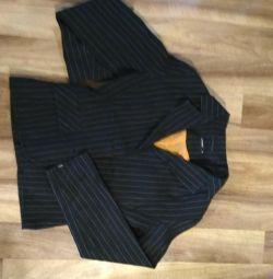 Фирменный пиджак р 42-44