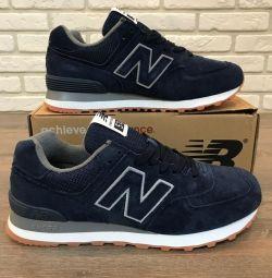 Τα νέα πάνινα παπούτσια NB 42