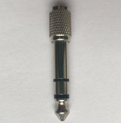 Перехідник акустичний на 3,5 мм