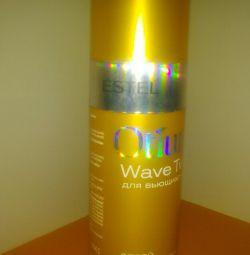 Estel спрей для вьющихся волос
