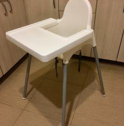 Scaun de alimentare Ikea