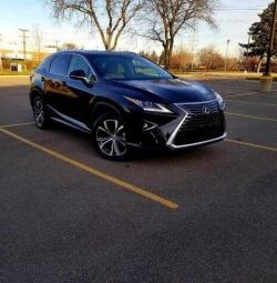 2017 LEXUS RX350 PREMIUM AWD NAV TOP OF THE LINE..