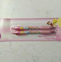 Ручки для принцессы