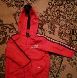 Jacket pe băiat 98 cm de 1.5-2