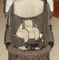Sacul de hoco pentru cărucior cu capacul scaunului