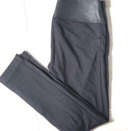 Tayt pantolonları tahmin, orijinal