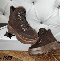 Cizme de alergare pantofi adidași