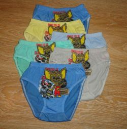 Panties on the boy